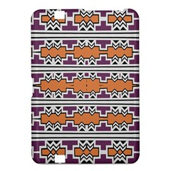 Purple And Brown Shapes                            Samsung Galaxy Premier I9260 Hardshell Case by LalyLauraFLM