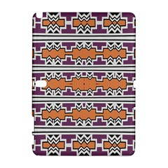 Purple And Brown Shapes                            Htc Desire 601 Hardshell Case by LalyLauraFLM