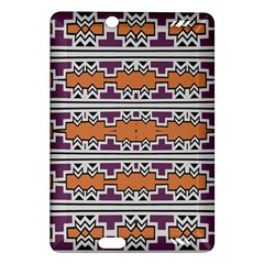 Purple And Brown Shapes                            Samsung Galaxy Note 3 N9005 Hardshell Back Case by LalyLauraFLM