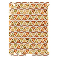 Food Pizza Bread Pasta Triangle Apple Ipad 3/4 Hardshell Case (compatible With Smart Cover) by Mariart