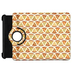 Food Pizza Bread Pasta Triangle Kindle Fire Hd 7  by Mariart