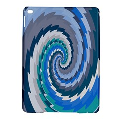 Psycho Hole Chevron Wave Seamless Ipad Air 2 Hardshell Cases by Mariart