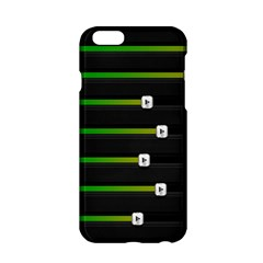 Stock Illustration Rendering Seven Volume Apple Iphone 6/6s Hardshell Case by Mariart
