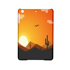 Sunset Natural Sky Ipad Mini 2 Hardshell Cases by Mariart