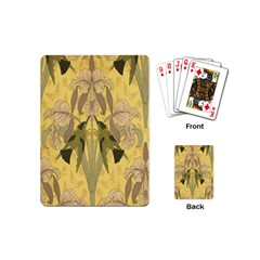 Art Nouveau Playing Cards (mini)  by 8fugoso