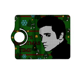 Elvis Presley   Christmas Kindle Fire Hd (2013) Flip 360 Case by Valentinaart