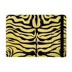 Skin2 Black Marble & Yellow Watercolor Apple Ipad Mini Flip Case by trendistuff