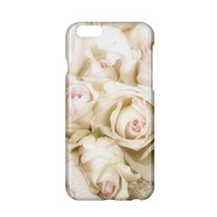 Pastel Roses Antique Vintage Apple Iphone 6/6s Hardshell Case by Celenk