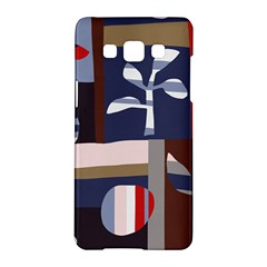 Surface Tree Polka Dots Samsung Galaxy A5 Hardshell Case  by Mariart