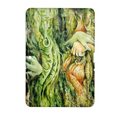 Chung Chao Yi Automatic Drawing Samsung Galaxy Tab 2 (10 1 ) P5100 Hardshell Case  by Celenk