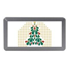 Christmas Tree Present House Star Memory Card Reader (mini) by Celenk