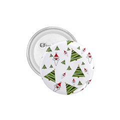 Christmas Santa Claus Decoration 1 75  Buttons by Celenk