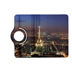 Paris At Night Kindle Fire Hd (2013) Flip 360 Case by Celenk