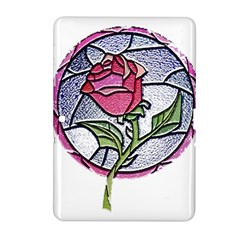 Beauty And The Beast Rose Samsung Galaxy Tab 2 (10 1 ) P5100 Hardshell Case