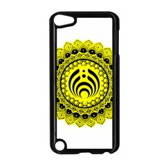 Bassnectar Sunflower Apple Ipod Touch 5 Case (black) by Celenk