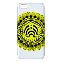 Bassnectar Sunflower Iphone 5s/ Se Premium Hardshell Case by Celenk
