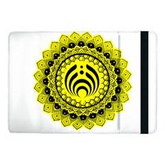 Bassnectar Sunflower Samsung Galaxy Tab Pro 10 1  Flip Case by Celenk