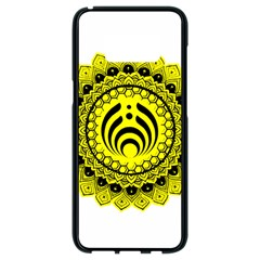 Bassnectar Sunflower Samsung Galaxy S8 Black Seamless Case by Celenk