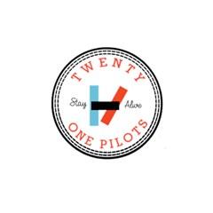 Twenty One Pilots 5 5  X 8 5  Notebooks by Celenk