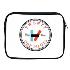 Twenty One Pilots Apple Ipad 2/3/4 Zipper Cases by Celenk