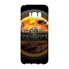 World Of Tanks Wot Samsung Galaxy S8 Hardshell Case  by Celenk