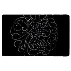 Band Of Horses Apple Ipad 3/4 Flip Case by Celenk