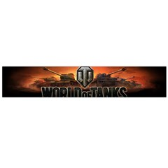 World Of Tanks Large Flano Scarf