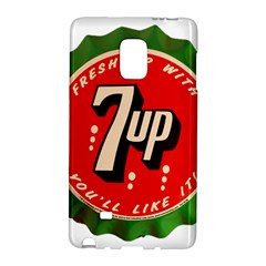 Fresh Up With  7 Up Bottle Cap Tin Metal Galaxy Note Edge