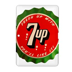 Fresh Up With  7 Up Bottle Cap Tin Metal Samsung Galaxy Tab 2 (10 1 ) P5100 Hardshell Case