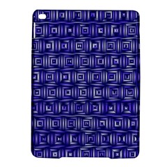 Classic Blocks,blue Ipad Air 2 Hardshell Cases by MoreColorsinLife