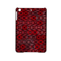 Classic Blocks,red Ipad Mini 2 Hardshell Cases by MoreColorsinLife
