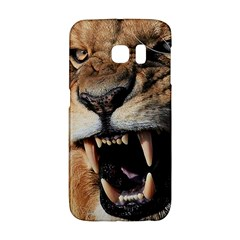 Male Lion Angry Galaxy S6 Edge by Celenk
