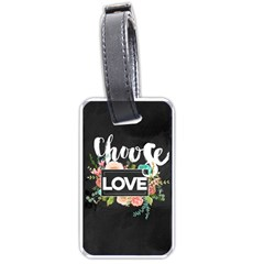 Love Luggage Tags (two Sides) by 8fugoso