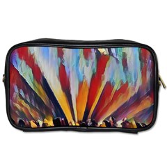 3abstractionism Toiletries Bags by 8fugoso