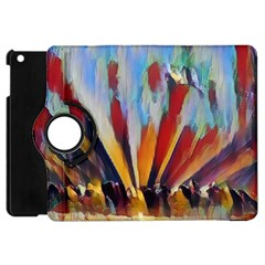3abstractionism Apple Ipad Mini Flip 360 Case by 8fugoso