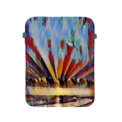 3abstractionism Apple Ipad 2/3/4 Protective Soft Cases by 8fugoso