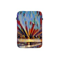 3abstractionism Apple Ipad Mini Protective Soft Cases by 8fugoso