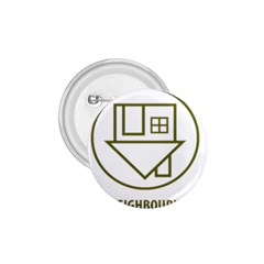 The Neighbourhood Logo 1 75  Buttons by Celenk