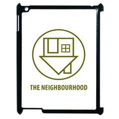 The Neighbourhood Logo Apple Ipad 2 Case (black) by Celenk