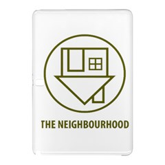 The Neighbourhood Logo Samsung Galaxy Tab Pro 12 2 Hardshell Case by Celenk