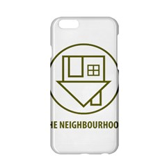 The Neighbourhood Logo Apple Iphone 6/6s Hardshell Case by Celenk