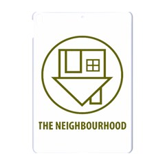 The Neighbourhood Logo Apple Ipad Pro 10 5   Hardshell Case by Celenk