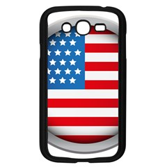 United Of America Usa Flag Samsung Galaxy Grand Duos I9082 Case (black) by Celenk
