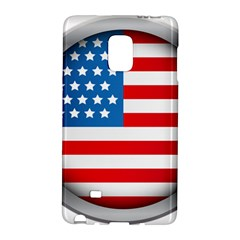 United Of America Usa Flag Galaxy Note Edge by Celenk