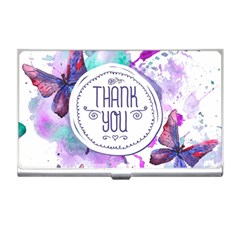 Thank You Business Card Holders by Celenk