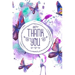 Thank You 5 5  X 8 5  Notebooks by Celenk