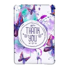 Thank You Apple Ipad Mini Hardshell Case (compatible With Smart Cover) by Celenk