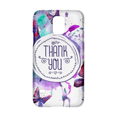 Thank You Samsung Galaxy S5 Hardshell Case  by Celenk