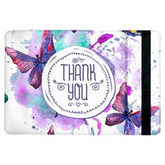 Thank You Ipad Air Flip by Celenk