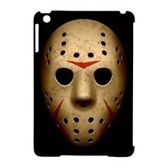 Jason Hockey Goalie Mask Apple Ipad Mini Hardshell Case (compatible With Smart Cover) by Celenk